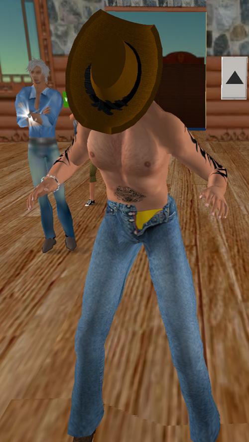 Cowboy in SL