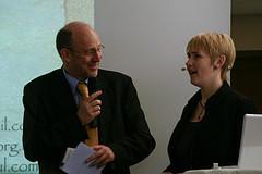 Prof. Dr. Joachim Niemeier, Suw Charman-Anderson